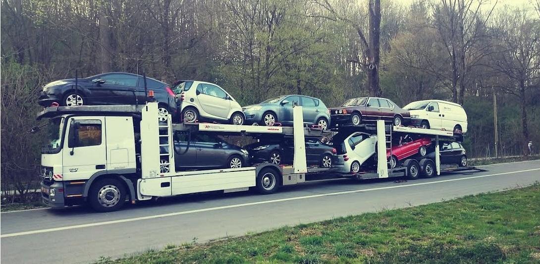 Μεταφορά Αυτοκινήτων